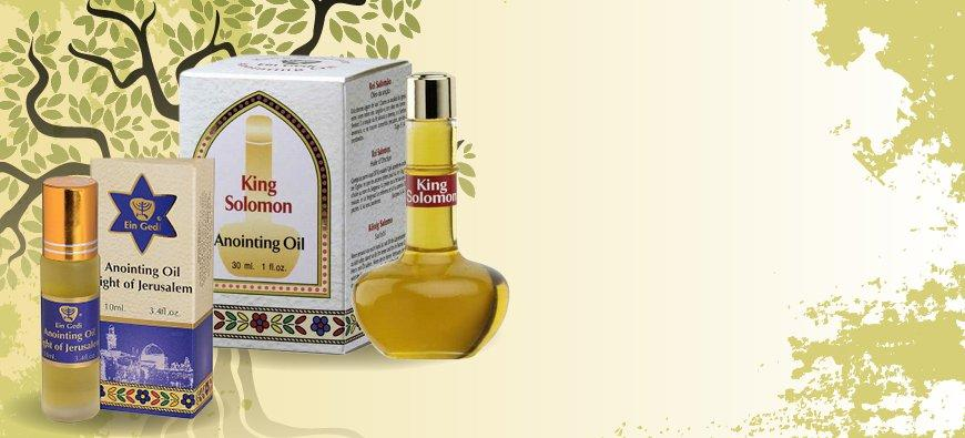 Holy Land Anointing Oils