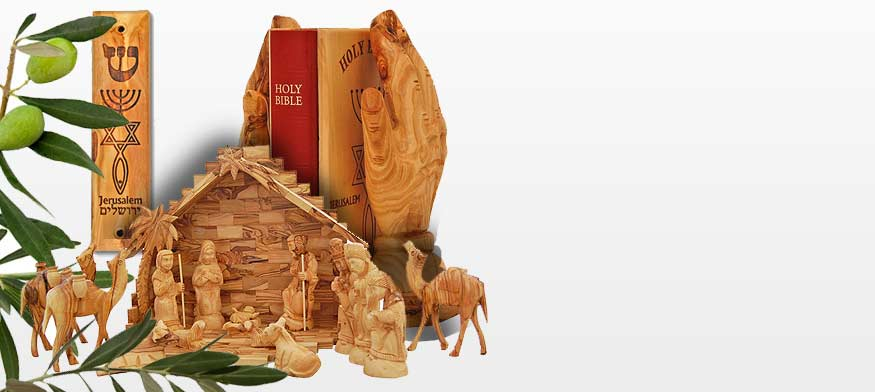Holy Land Olive Wood