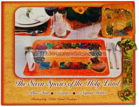 Biblical Placemat