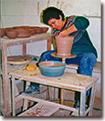 Israel-ceramic-shop