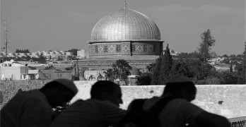 Jerusalem: the city on the edge of forever