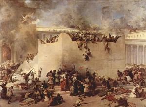 Jerusalem-Destroyed