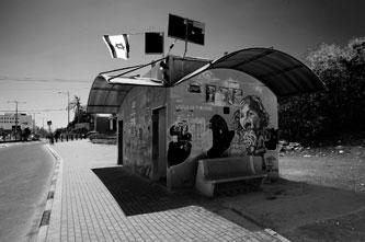 Sderot Bus/Rocket Shelter