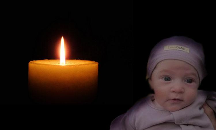 Remembering Chaya Braun 3 months old