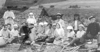 History of the Kibbutz:  Early Kibbutzim  (Part 1)