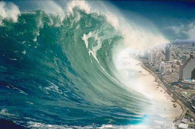 Diplomatic Tsunami Hits Israel
