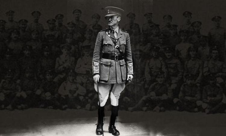 Lt.-Col. John Patterson and Jewish Legion