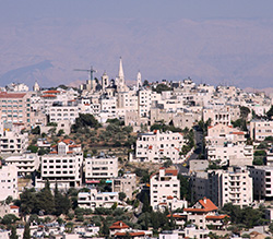 Bethlehem from west