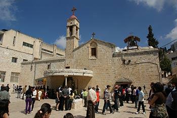 Nazareth Church of Saint Gabriel
