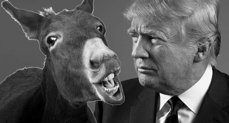 """Balaam and """"The Donald"""": The Almighty works in mysterious ways"""