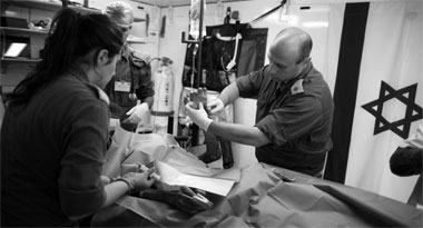 Meet the IDF medics who treat wounded Syrians