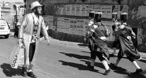 Purim in Mea Shearim - Jerusalem