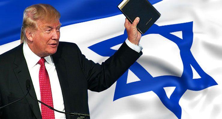 President Trump in Jerusalem - Biblically Speaking