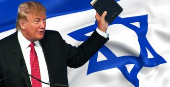 "President Trump in Jerusalem – ""Will he or Won't he?"""