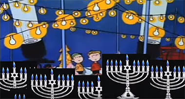 Charlie Brown - Hanukkah (youtube)
