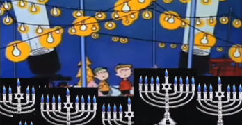"A ""Charlie Brown Hanukkah"""