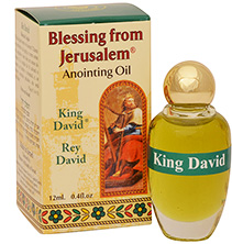 King David Anointing Oil