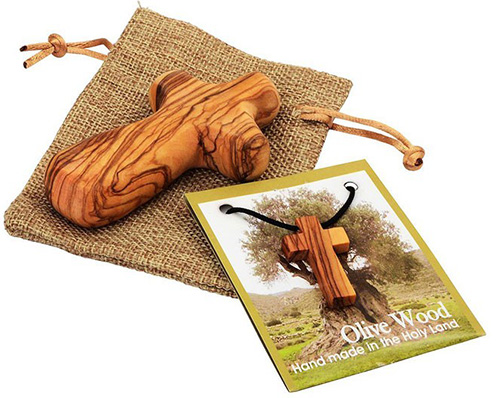 Olive Wood Cross Gifts