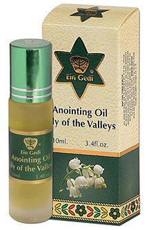 Anointing Oil from Israel - Lily of the Valley