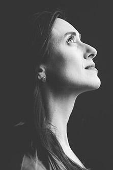 Looking toward God