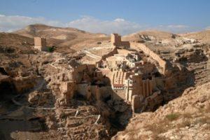 monastery of mar saba