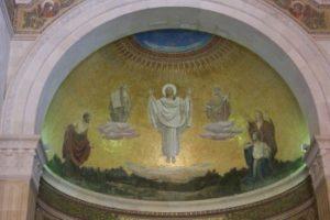 mount-tabor-transfiguration-mosaic