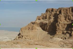 masada-desert-stronghold