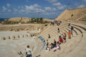 caesarea-roman-theater