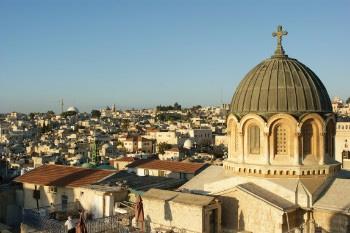 The Holy Sepulchre in Jerusalem