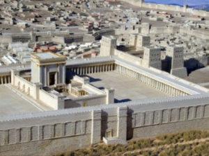 Model of the Temple in Jerusalem