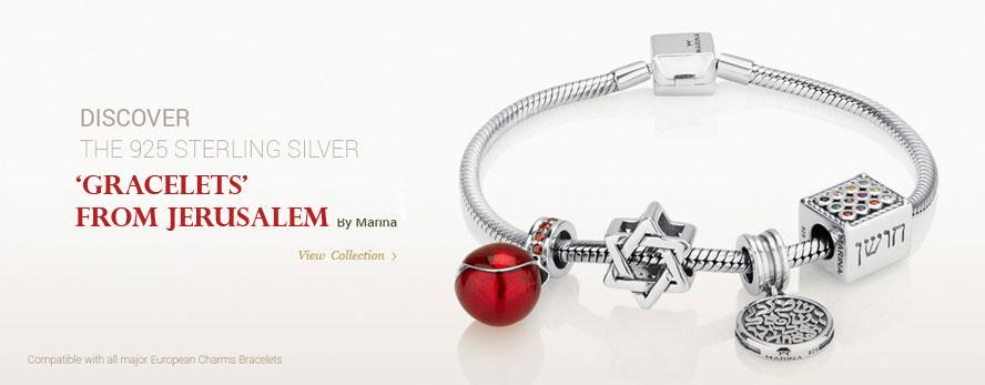 'Gracelets' Bible Themed Bracelets by Marina Jewelry