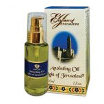 'Essence of Jerusalem' Anointing Oil - Light of Jerusalem Prayer Oil - 30ml