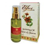Essence of Jerusalem' Anointing Oil - Rose of Sharon Prayer Oil - 30ml