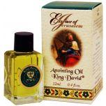 'Essence of Jerusalem' Anointing Oil - King David Prayer Oil - 12ml