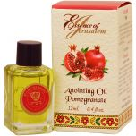'Essence of Jerusalem' Anointing Oil - Pomegranate - 12ml