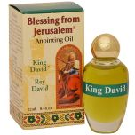 Blessing from Jerusalem Anointing Oil - King David - 12ml