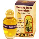 Blessing from Jerusalem Anointing Oil - Light of Jerusalem