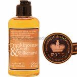 Frankincense, Myrrh and Spikenard Anointing Oil - 120ml