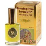 Blessing from Jerusalem ® 'Elijah' Anointing Oil - Gold Line Prayer Oil - 12ml