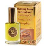 Blessing from Jerusalem ® 'Jonah the Prophet' Anointing Oil - Gold Line Prayer Oil - 12ml