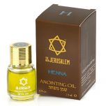 The New Jerusalem 'Henna' Anointing Oil - 7.5ml