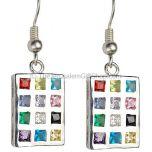 Hoshen Earrings with hooks