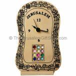 Jerusalem Clock with Hoshen