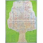 Jesus Family Tree Poster