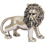 Lion of Judah - Silver