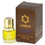 The New Jerusalem 'Frankincense & Myrrh' Anointing Oil - 7.5ml