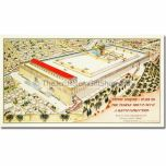 Temple Mount 70AD from the east Poster