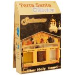 Terra Santa Collection - Holy Land Elements Gift Pack 'Gethsemane' with Olive Oil, Earth and Water