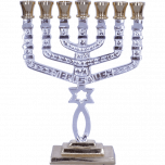The Grafted In Menorah