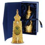 TORAH Anointing Oil - Light of Jerusalem - 27ml - Made in Israel - Gold